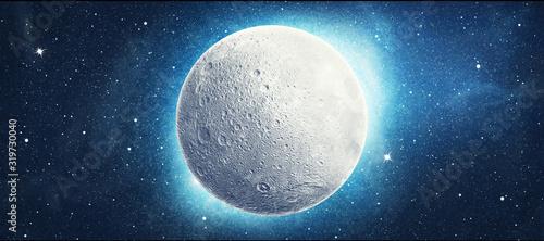 Fotografie, Obraz moon