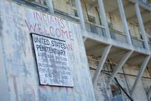 """Alcatraz Federal Prison - """"The Rock"""" In California"""
