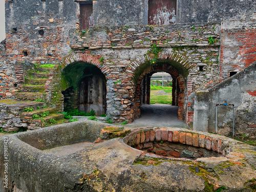 Photo The ancient farmhouse of San pasquale.