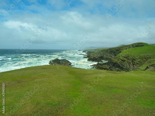 Scenic views of Ireland