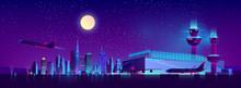 Night Flights From City Airpor...