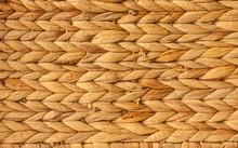 Wicker Texture Background Hori...