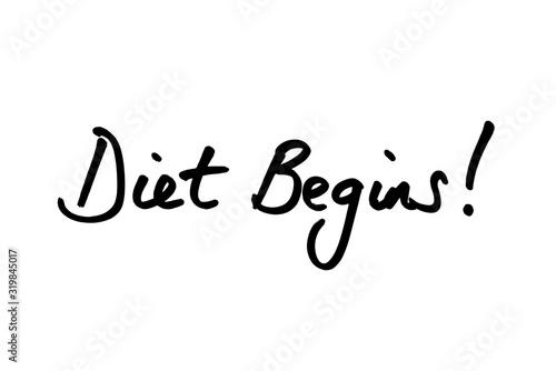 Fotomural Diet Begins!