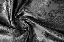 Texture, Background, Black Ste...