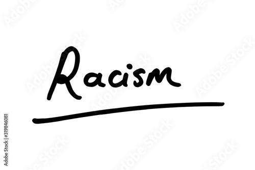 Racism Wallpaper Mural