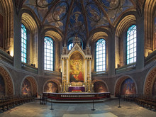 Apse And Altar Of Turku Cathed...