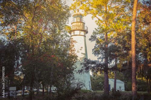 Photo Amelia Island Lighthouse