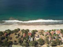 Residential Deistrict On Beachfront