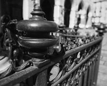 Detail Shot Of Railings
