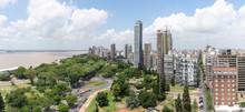 Ville De Rosario En Argentine