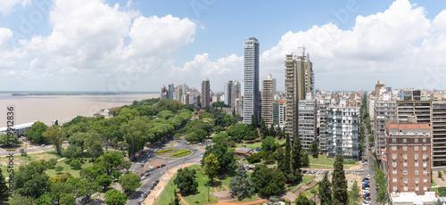 Fototapeta Ville de Rosario en Argentine