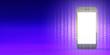 Leinwanddruck Bild - Cool New App