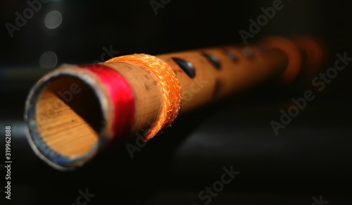 Fotografia, Obraz Close-Up Of Flute