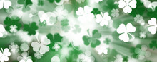 Green Patricks Day Greeting B...