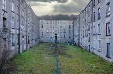 Derelict Council House In Poor...