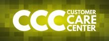CCC - Customer Care Center Acr...
