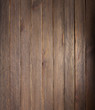 canvas print picture - wooden plank board background