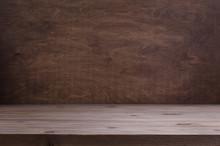 Wooden Plank Board Background ...