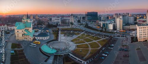 Fotografia, Obraz Rzeszów centrum