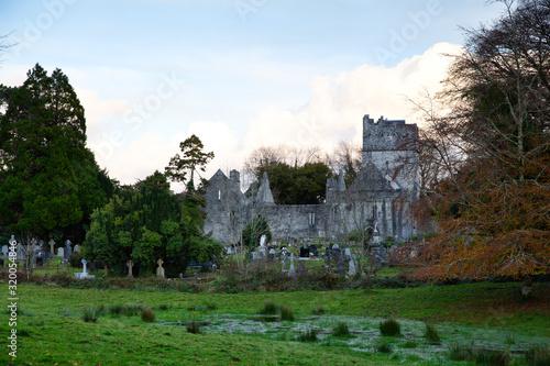 Photo Muckross Abbey, Ireland, UK
