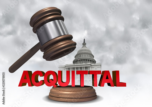 Photo Acquittal US Congress