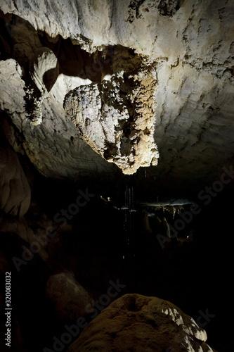 Limestone cave at Gunung Mulu national park