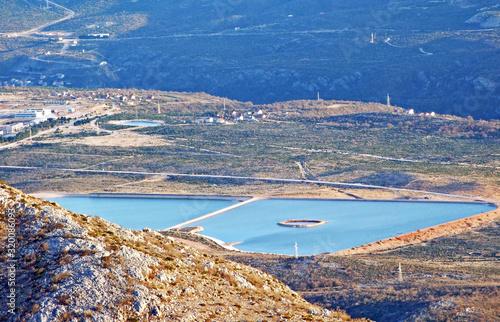 Photo Abandoned alumina factory Jadral, Obrovac - Croatia