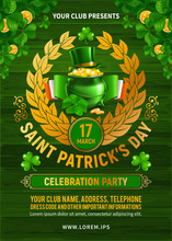 Saint Patrick's Day Party Post...