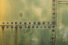 Details Of The Fuselage Of An ...