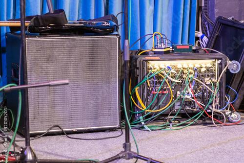 Photo Tube sound amplifier