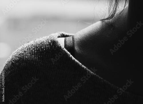 Fotografía Cropped Image Of Woman