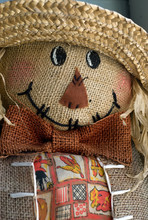 Close Up Of Scarecrow