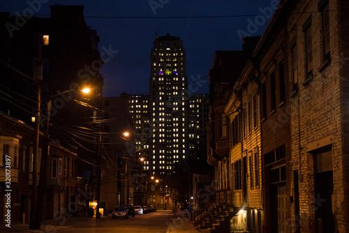 Photo Albany Street