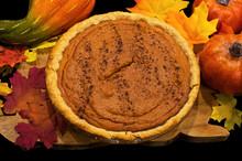 Fresh Baked Pumpkin Pie. It Is...