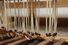 Close Up Of Loom