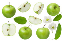 Green Apple For Design Package...
