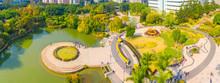 Hot Spring Park And CBD Scener...