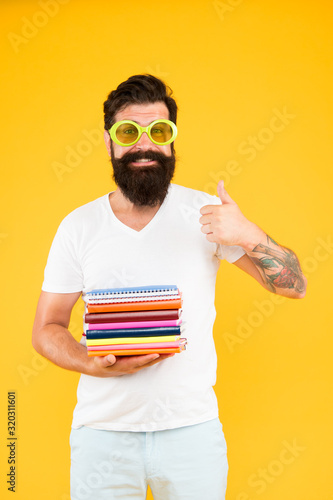 Colorful stationery Wallpaper Mural