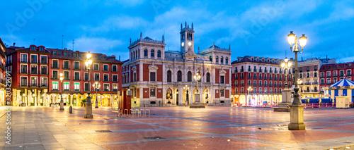 Valladolid, ciudad histórica , cultural, e industrial de España en Europa