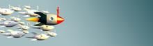 3D Illustration Business Metap...