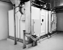 Air Handling Unit,AHU/An Air Handler, Or Air Handling Unit, Is A Device Used To Regulate And Circulate Air As Part Of A Heating, Ventilating, And Air-conditioning System. An Air Handler Is Usually.