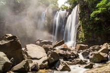 Top Part Of Nauyaca Waterfalls...