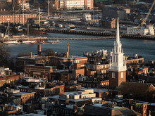 The Old North Church And The U...