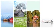 Four Seasons Of Natural Rustig...