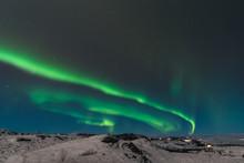 A Beautiful Northern Lights Al...