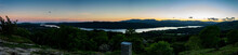 A Panorama Of The Whole Of Lak...