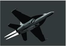 Boeing F/A-18E/F Super Hornet....