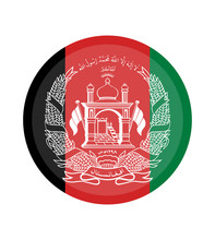 National Afghanistan Flag, Official Colors And Proportion Correctly. National Afghanistan Flag. Vector Illustration. EPS10. Afghanistan Flag Vector Icon, Simple, Flat Design For Web Or Mobile