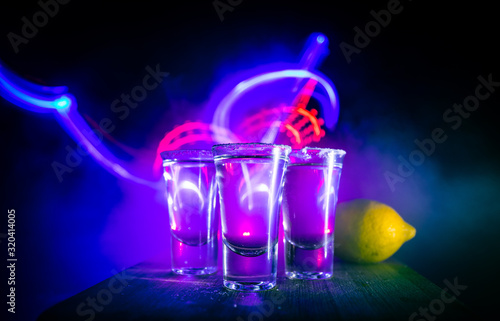 Photo Club drink concept
