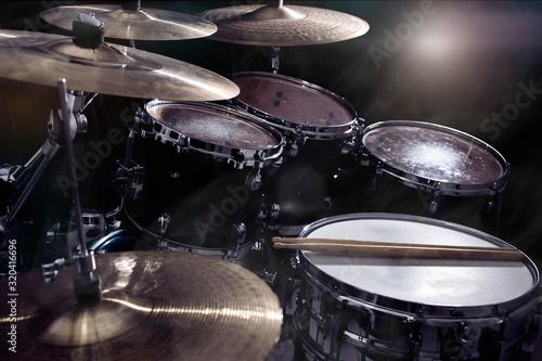 Valokuva Drum in Studio